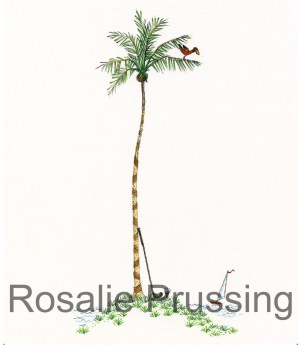 Rosalie Prussing Hawaiian Tee Time