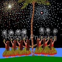 Rosalie Prussing Hula Nights Hawaii