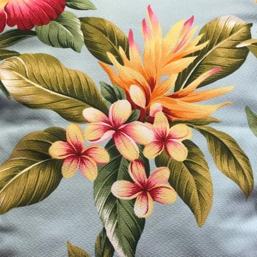 Maui Potpourri Retro Bark Cloth #F