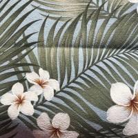 Maui Potpourri Retro Bark Cloth #D