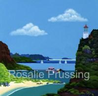 Rosalie Prussing Windward from Makapu'u