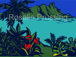 Rosalie Prussing Diamond Head