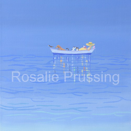 Rosalie Prussing A Pleasant Day...