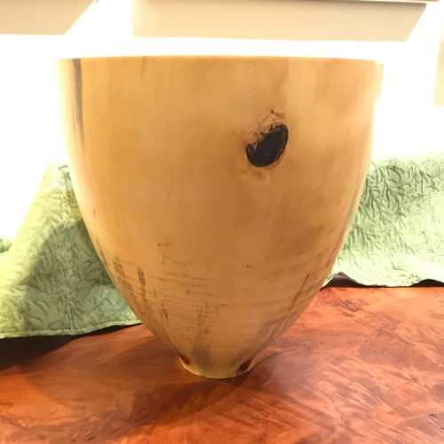 """Norfolk Pine Bowl by Andy Cole 13""""x 13"""" $995"""