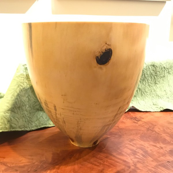 "Norfolk Pine Bowl by Andy Cole 13""x 13"" $995"