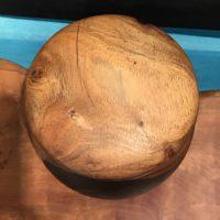 "Lidded Milo Umeke by Gordon Tang 3.5""H x 5""D $225"