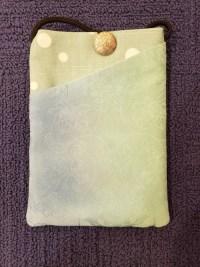"""Repurposed Kimono Pouch 7""""x 5"""" (A) $39.50"""
