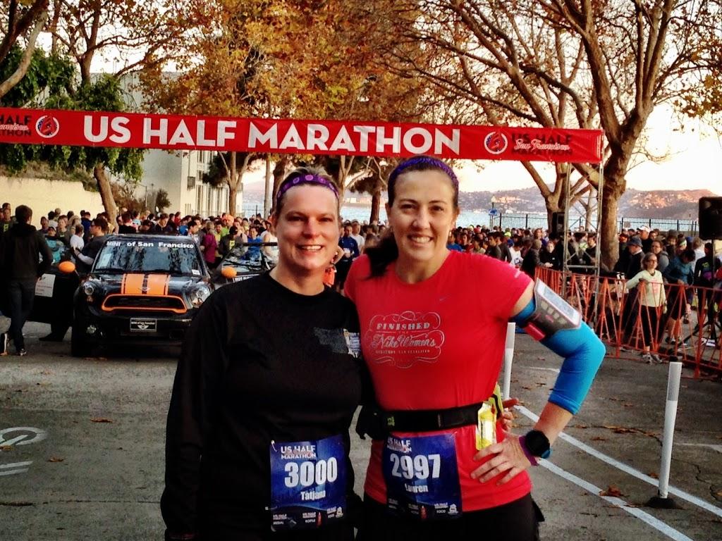Race Recap: US Half Marathon San Francisco