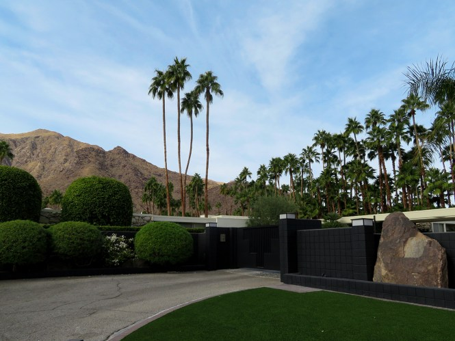 ocen's eleven palm springs film location