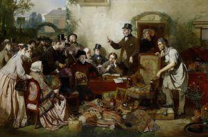 John Ritchie -The captain's auction