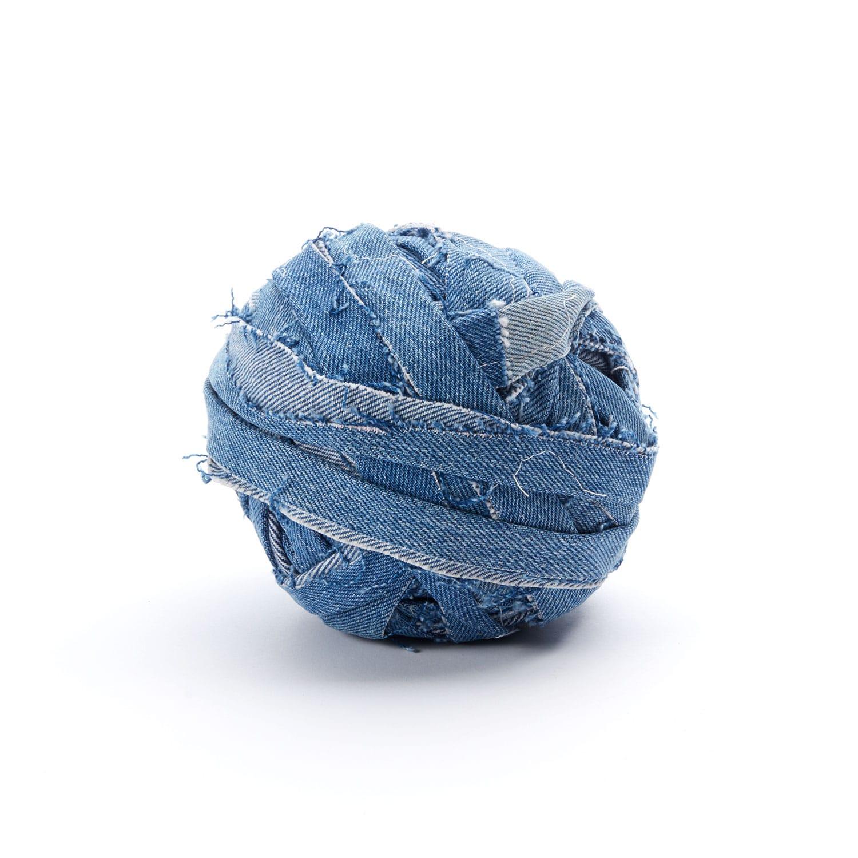 Denim Ball Blue No 1
