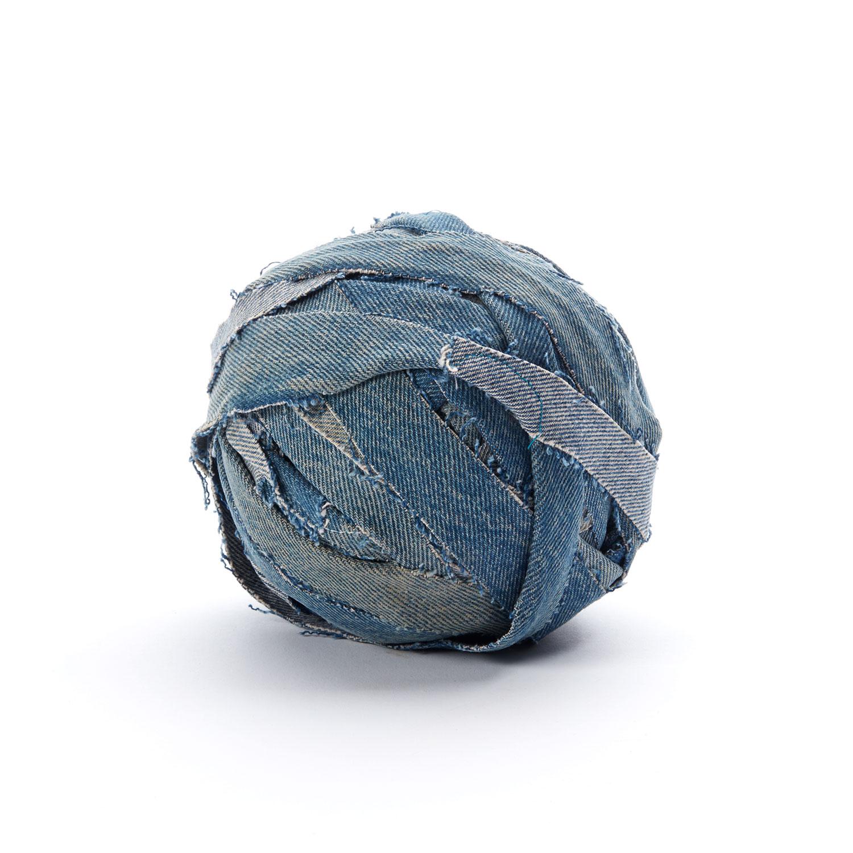 Denim Ball Blue No 2
