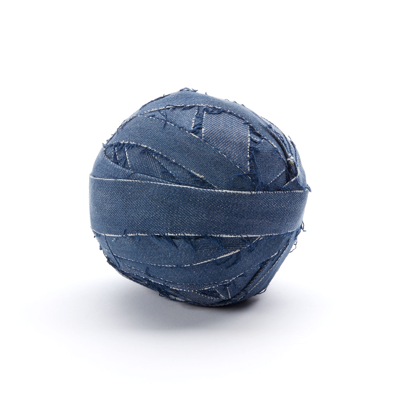 Denim Ball Blue No 3