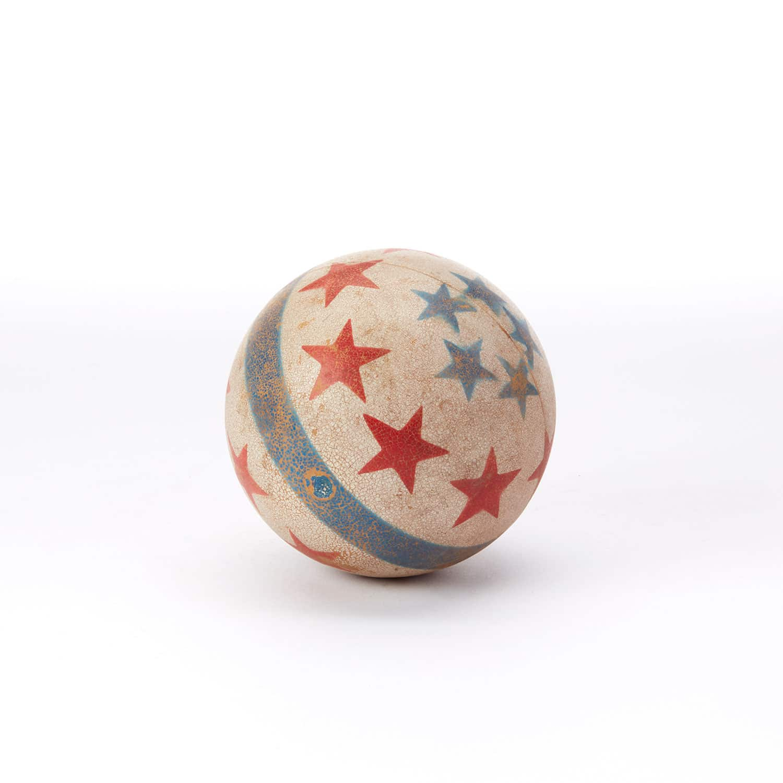 Ball No 4 Vintage Stars Amp Stripes