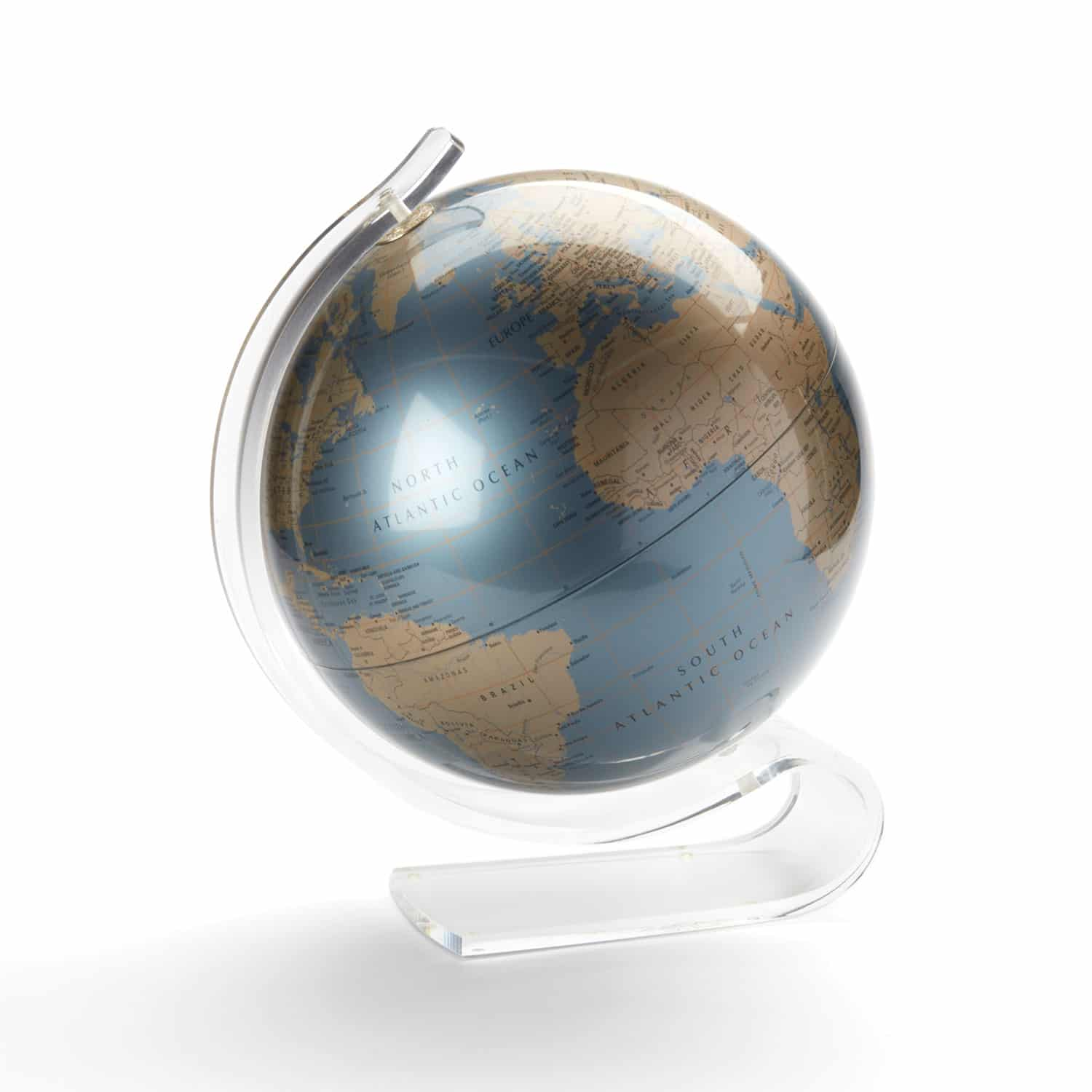 Globe Vintage S With Lucite Base