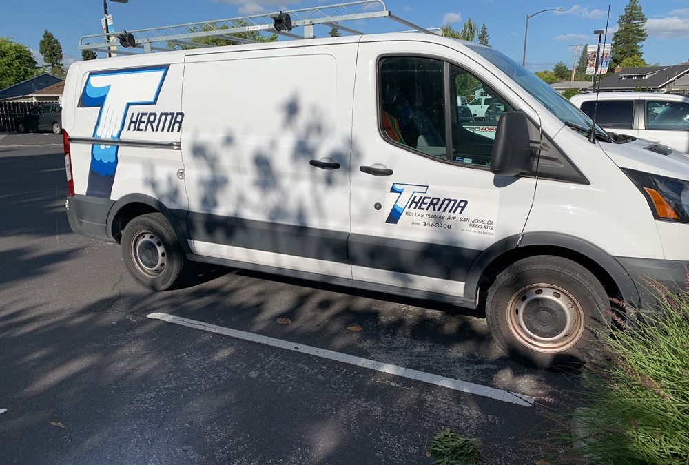Therma depends on Ravelco to stop fleet vehicle theft