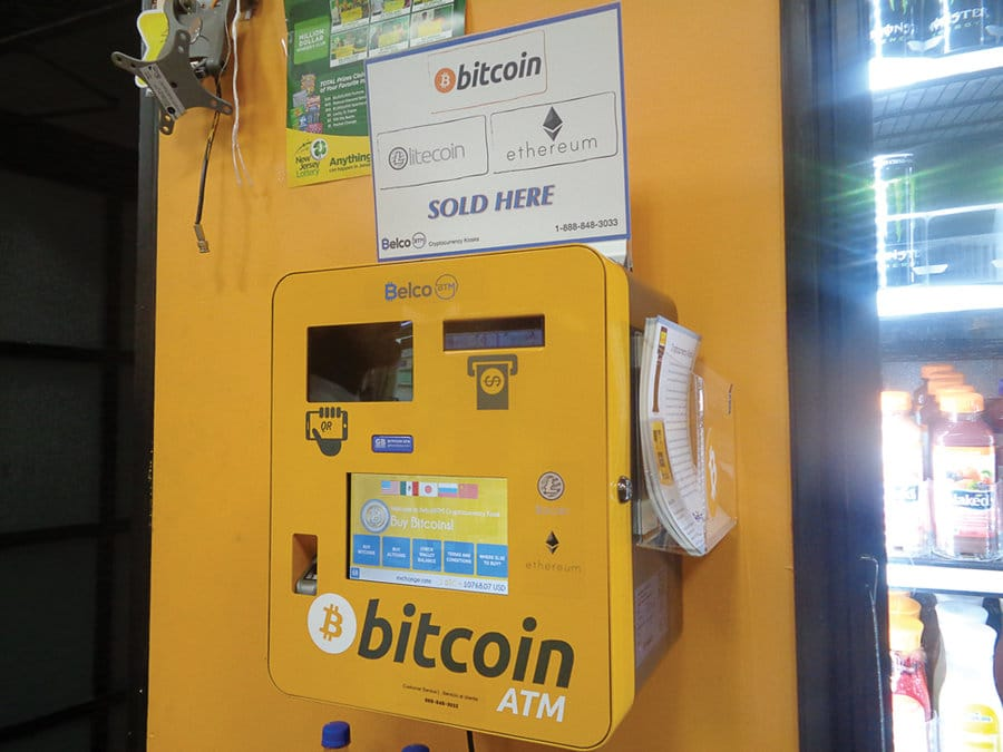 Digital Dollars: North Bergen Gets First Bitcoin Currency Kiosk