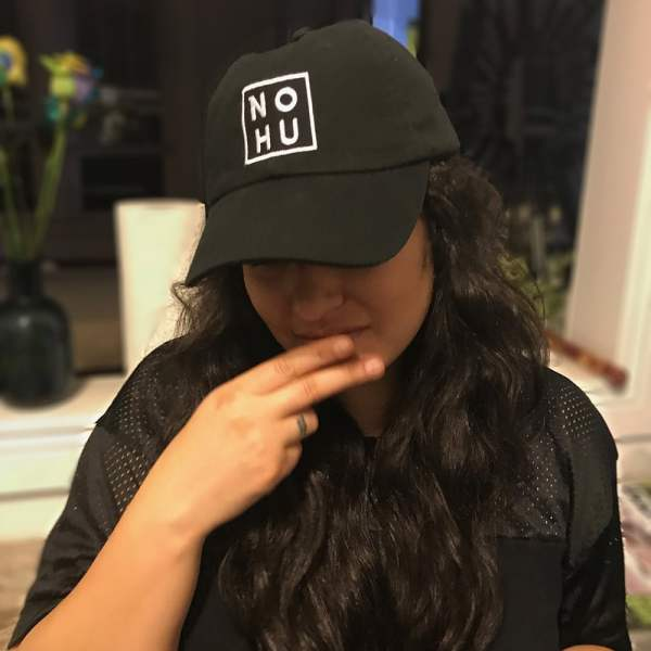 Nohu Collective Dad Hat Johanna