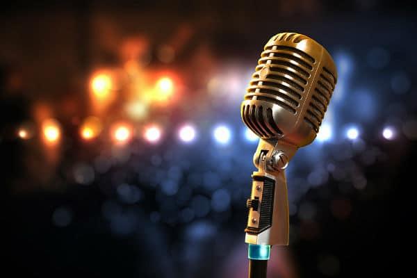 NoHu Spoken Word Microphone