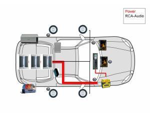 Honda CRX del Sol  Wiring