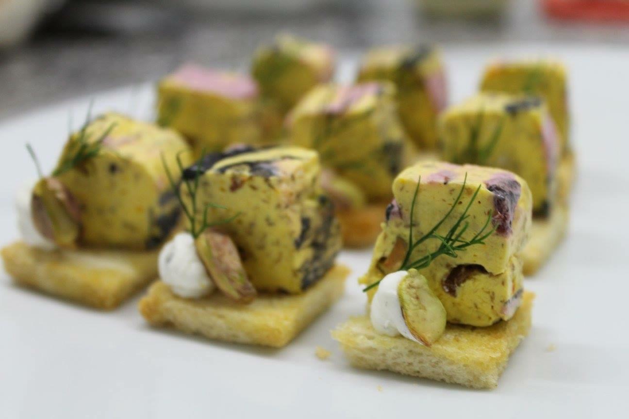 Finger food salati  NoiChef accademia di arte culinaria