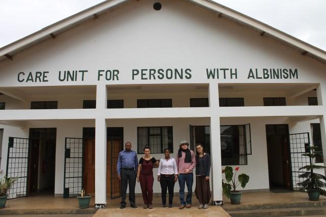 9/8/2016_ Crispin, Martina, Elisabeth, Peter e Alice_Moshi_Tanzania