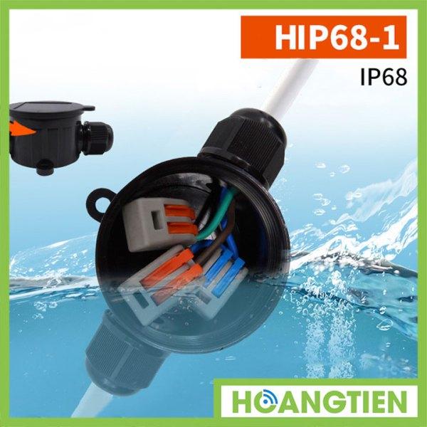 Hộp đấu nối dây điện chống nước HIP68