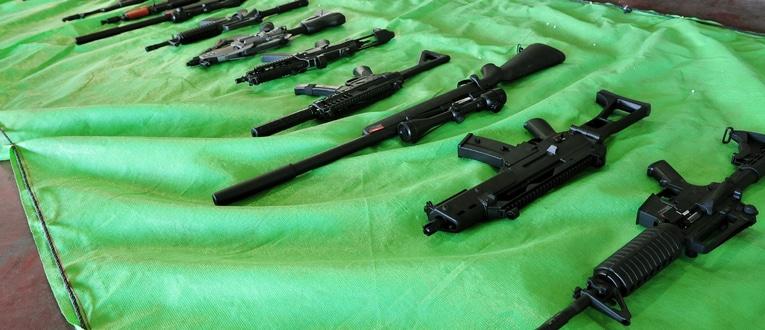 Black Market Guns
