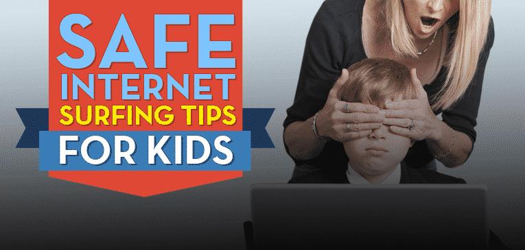 Safe Internet Tips for Kids