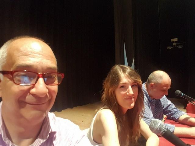 Selfie del nostro socio Gilberto Bonaga