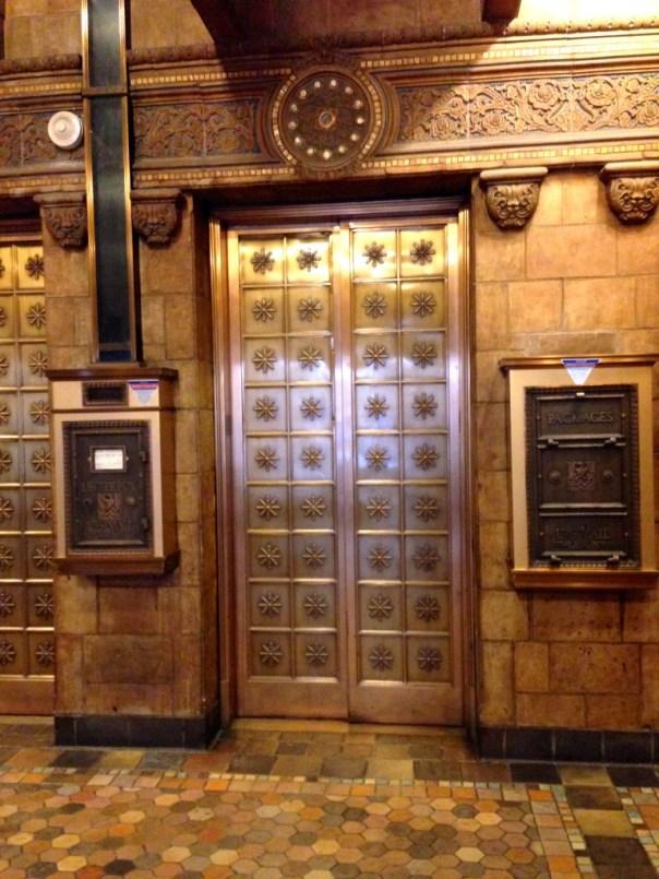 Elevator, Fine Arts DTLA