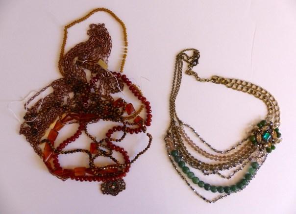original and new beads