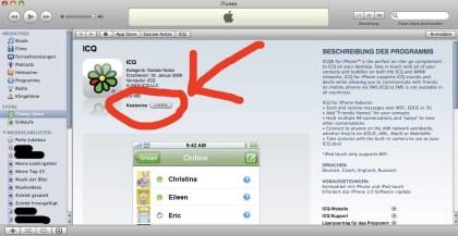Tutorial iTunes ohne Kreditkarte 3