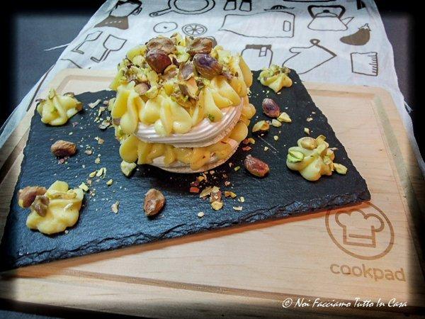creme tart di meringhe crema pasticcera e pistacchi di bronte-7