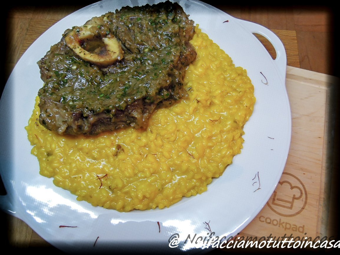 Ossobuco con gremolada con risotto allo zafferano-ar1-2