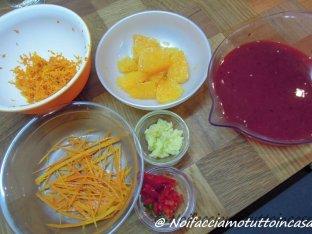Risotto arancia zenzero e cioccolato fondente piccante-5