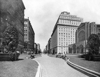 NY's Park Ave. Pre-1922