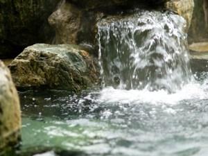モール温泉