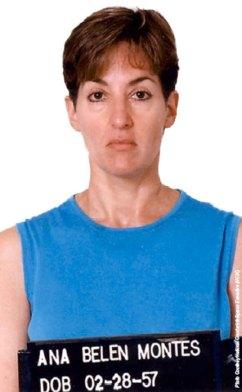 Ana Montes Mugshot
