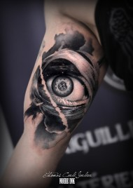 by Thomas Carli Jarlier at Noire Ink Tattoo Parlour