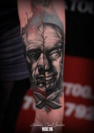X=men Tattoo