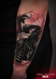 jake tattoo