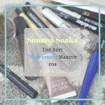 Summa Soaka Series! - The 14 Best Waterproof Makeup Products & Brands - Face & Lips
