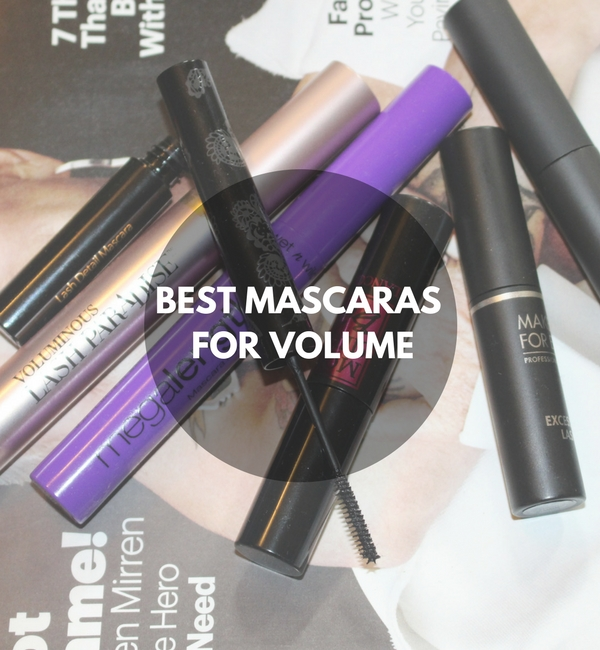Best Volumizing Mascaras MAIN