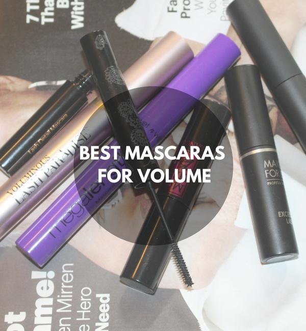 Best Volumizing Mascaras MAIN