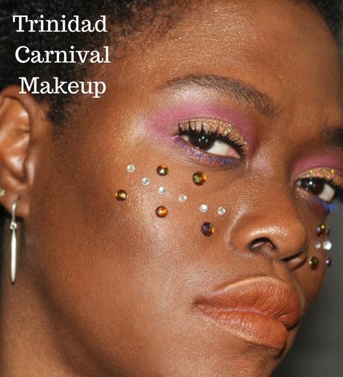 trinidad-carnival makeup-virginia1