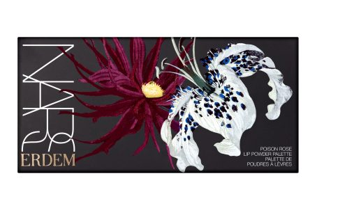 Erdem for NARS carton lip palette