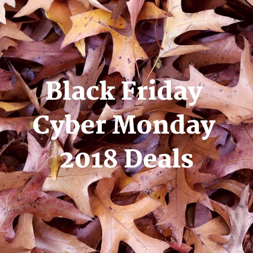 Black Friday Deals 2018