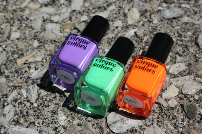 Cirque Colors Vice 2020 Collection