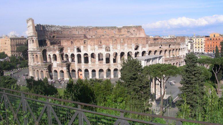 Riapre al pubblico la Terrazza della Vigna Barberini  Noi Roma